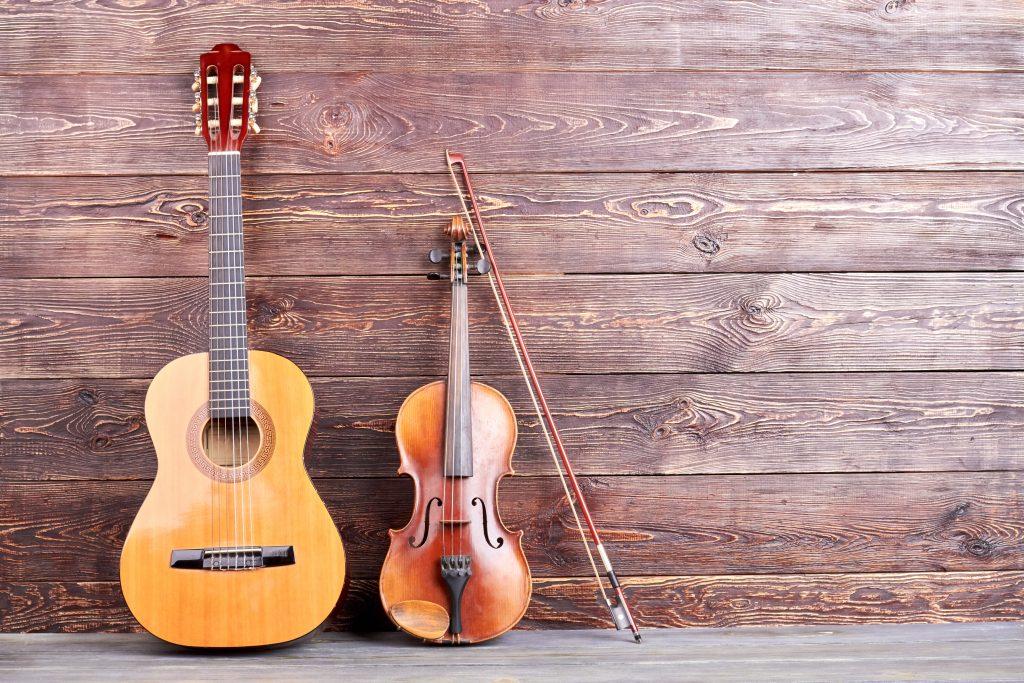 Violin and Guitar - Adagio Duo